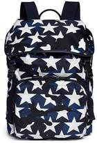 Valentino 'Camustars' print nylon backpack