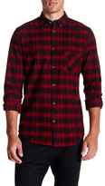 Zanerobe Plaid Trim Fit Shirt