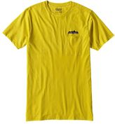 Patagonia Men's Nightfall Fitz Roy Cotton/Poly Pocket T-Shirt