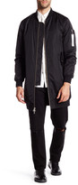 Members Only Elongated MA-1 Bomber