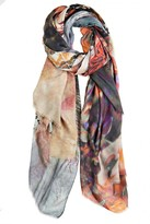 Lily & Lionel Oberon Printed Modal Blend Scarf