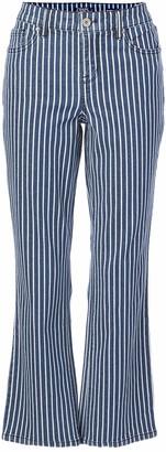 CHAPS Jeans Women's Rise Crop Kick Jean