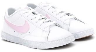 Nike low top Blazer trainers