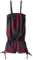 Little Marc Jacobs Bandeau Romper Cover Up Girl's Swimsuits One Piece