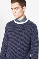 French Connection Bowline Crew Neck Jumper