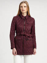 Burberry Topstead Belted Jacket