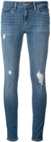 Levi's skinny jeans - women - Cotton/Polyester/Spandex/Elastane - 28