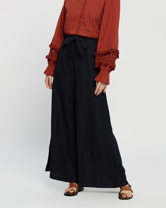 Tigerlily Maiya Wide Leg Pants