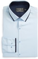 Topman Men's Slim Fit Dress Shirt
