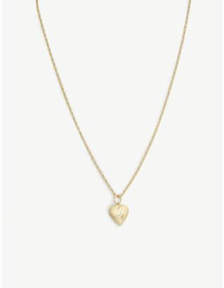 Vanessa Mooney The Heart locket necklace