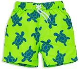 Little Me Boys' Turtle Print Swim Trunks - Baby