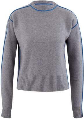 Sportmax Lappole wool and Angora wool jumper