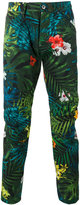 G Star G-Star - floral print trousers - men - Cotton/Polyester - 33