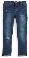 Girl's Hudson Falcon Crop Skinny Jeans