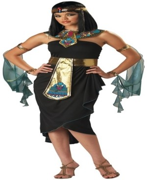 BuySeasons Buy Seasons Women's Cleopatra Costume