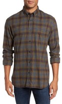 Billy Reid Men's Tuscumbia Standard Fit Plaid Sport Shirt