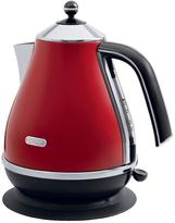 De'Longhi DeLonghi Icona 57.5 oz. Electric Kettle in Red
