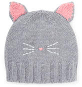 Jigsaw Cat Knitted Hat