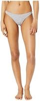 L-Space Space-Dye Camacho Classic Bottoms (Marle Fog Grey) Women's Swimwear