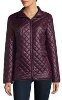 Ellen Tracy Quilted Jacket