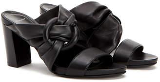Aquatalia Breanne Weatherproof Leather Sandal