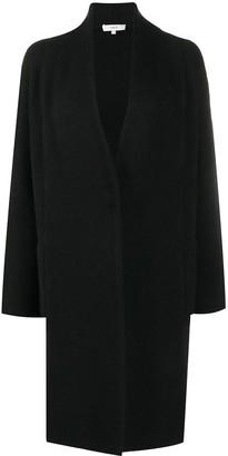 Vince Collarless Cardi-Coat