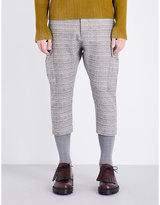 Vivienne Westwood Regular-fit Cotton Trousers