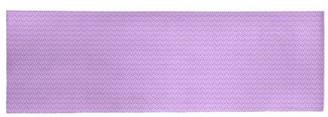 East Urban Home Reg Patterns Alternate Art Deco Purple Area Rug Rug Size: Rectangle 2' x 3'