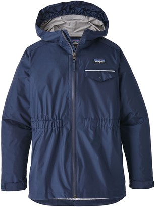 Patagonia Torrentshell Water Repellent Recycled Nylon Jacket