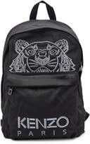 Kenzo Embroidered Fabric Backpack