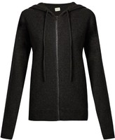 LE KASHA Jaipur hooded cashmere sweater