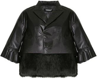 Undercover Faux Fur-Panelled Jacket