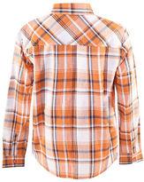 Dex Plaid Cotton Shirt