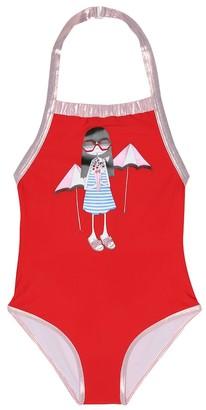 Little Marc Jacobs Miss Marc swimsuit