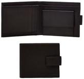 J By Jasper Conran Black Waxy Tab Wallet
