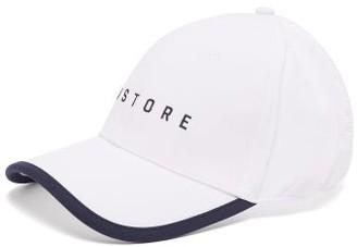 Castore - Logo-embroidered Mesh Cap - Mens - White Navy