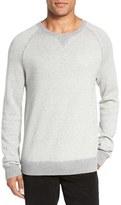 Vince Men's Crewneck Wool Blend Sweater