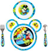 The First Years Feeding Set - Mickey Mouse Clubhouse