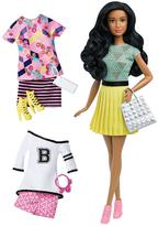 Barbie Fashionistas Doll 34 B Fabulous Doll & Fashions