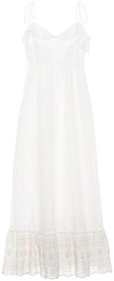 Athena Procopiou Sunday Morning cotton maxi dress
