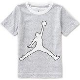 Jordan Little Boys 4-7 Branded Printed Jumpman Graphic Short-Sleeve Tee