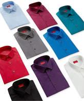 Alfani Slim Fit + Stretch Men's Dress Shirt, Created for Macy's