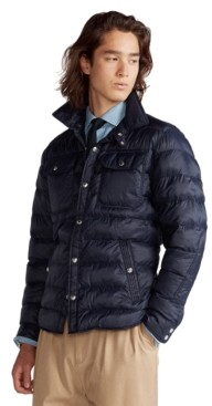 Polo Ralph Lauren Men's Water-Repellent Utility Jacket