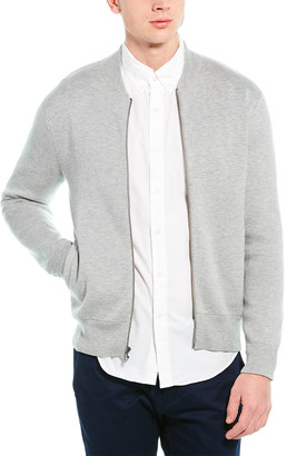 J.Crew Double-Face Bomber Jacket