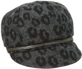 San Diego Hat Company San Diego Hat Women's Up-Cycled Belted Cabbie Hat