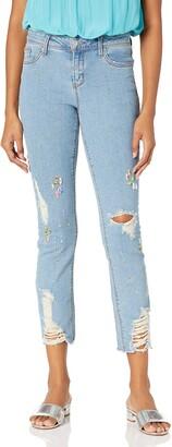 Black Daisy Women's Kate Straight Leg Jean
