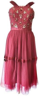 Needle & Thread Red Dress for Women