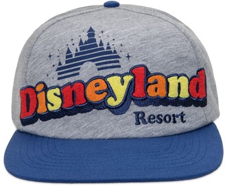 Disney Disneyland Retro Logo Baseball Cap for Adults
