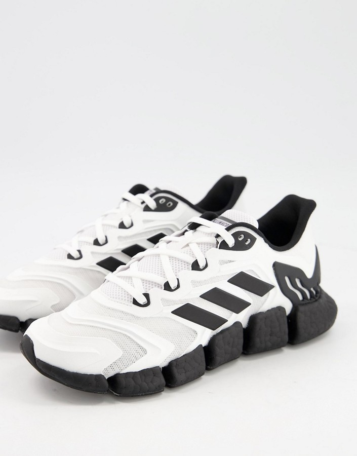 ClimaCool Vento sneakers in black and white