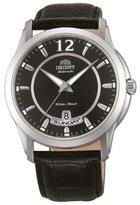 Orient EV0M002B Men's Lexington Dial Leather Strap Automatic Watch